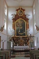 Schlosskirche Innenaufnahme