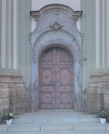 Pforte der Barmherzigkeit Kloster Fürstenfeld