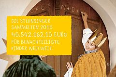 Sternsingeraktion 2016