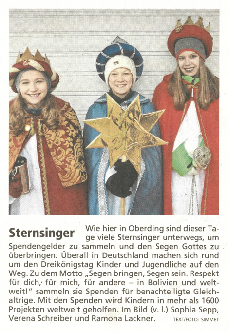 2016-01-05_Sternsinger_Oberding_Erdinger_Anzeiger
