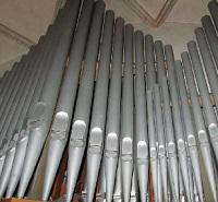 Orgel der Pfarrkirche St. Ulrich in Gebensbach