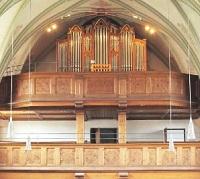 Orgel der Pfarrkirche St. Margareta in Ampfing