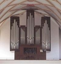 Orgel der Pfarrkirche Mariä Himmelfahrt in Haag/Obb.