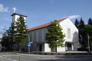 Kirche (Außenansicht)