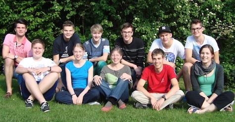 Jugendleiter in Ensdorf