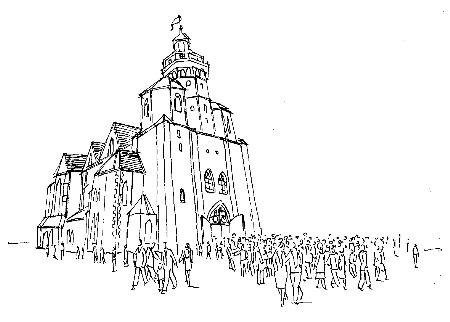 Kirche getragen von uns Christen