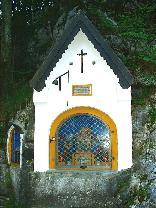 Kettenkapelle<br/>vorn<br/>19.7.2003 Sr. Eva Maria