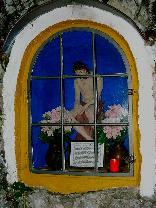 Kettenkapelle<br/>Deitail<br/>19.7.2003 Sr. Eva Maria