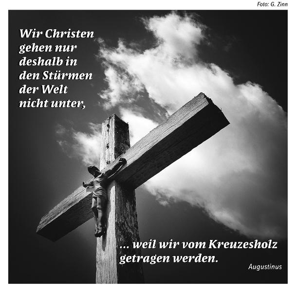 Kreuz - Augustinus