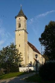 Pfarrkirche St. Nikolaus Deining