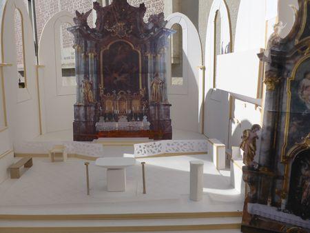 Altarmodell 1
