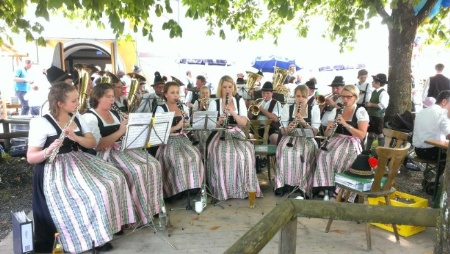 Musikkapelle Peterstag