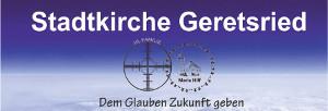 Logo Stadtkirche Geretsried