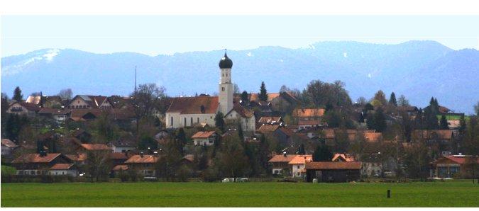 Panorama Königsdorf