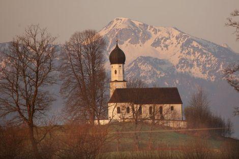 Kirche Außenansicht
