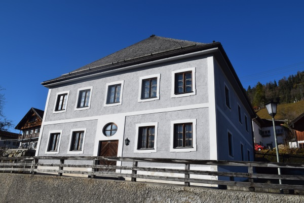 Bild vom Pfarrheim