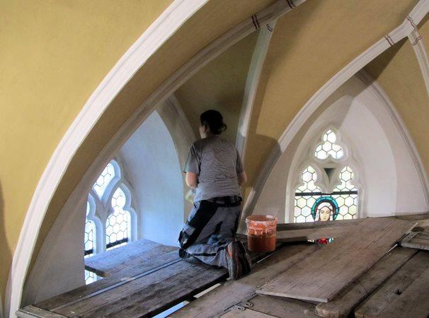 2015 Renovierung Kirche 4