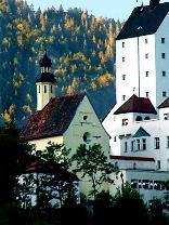 Schlosskapelle_Nahaufn.<br/>Sr. Eva Maria<br/>Juli 2003