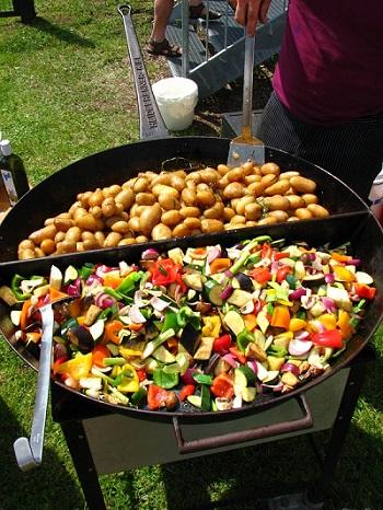 Essen Sommerfest