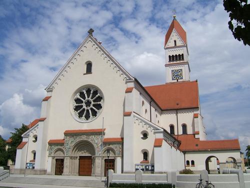 Pfarrkirche Maria Schutz München-Pasing