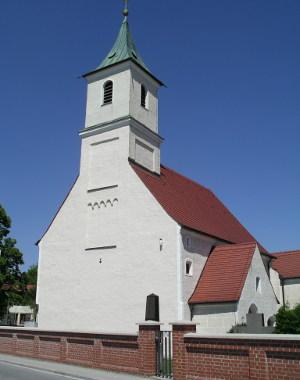 Kirche Mariä Himmelfahrt Salmdorf
