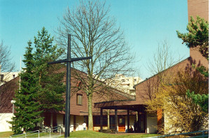 St. Bonifatius vor der Renovierung