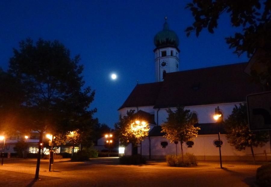 Schutzengelkirche Victor Faroga