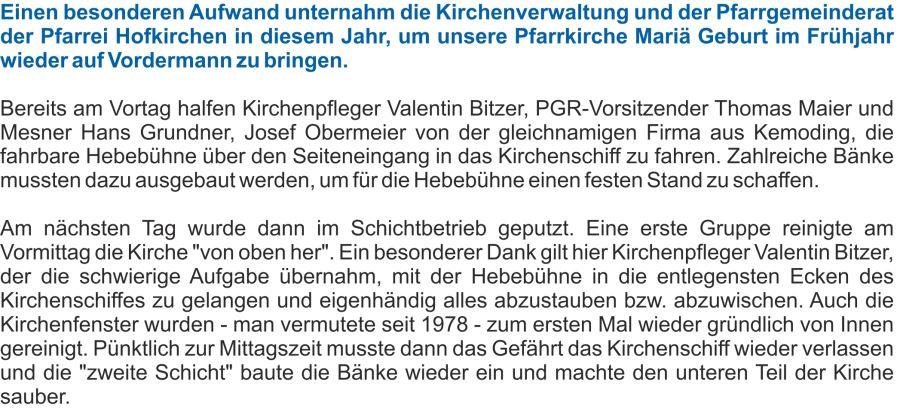 PVT_Textbild_Putz_in_Unterhofkirchen