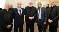 Treffen vbw und Bayerische Bischofskonferenz