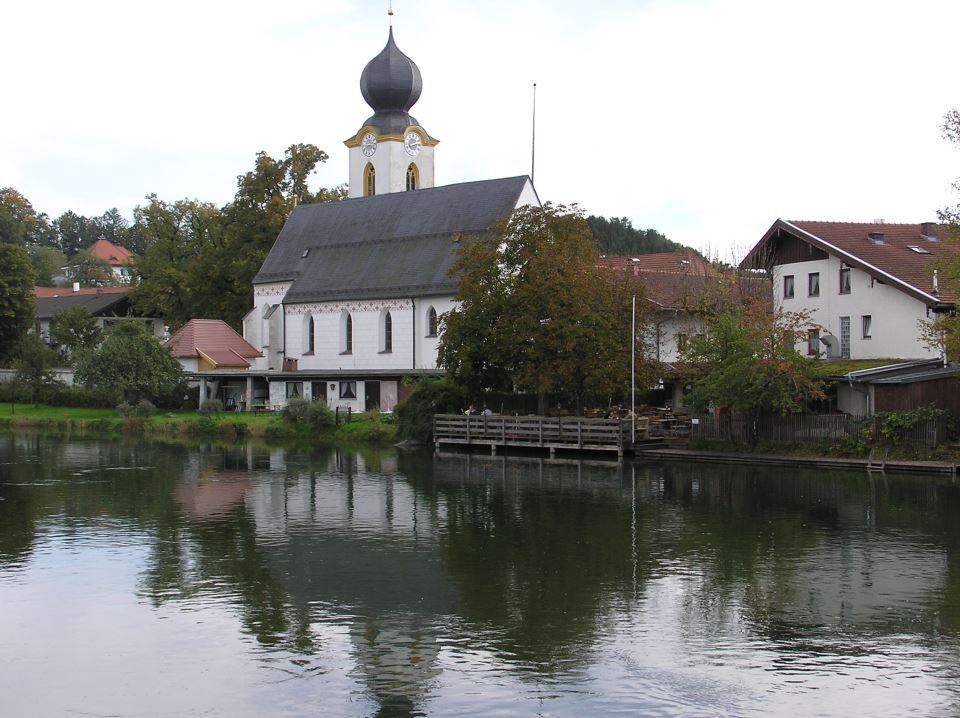 St. Johann Baptist Truchtlaching