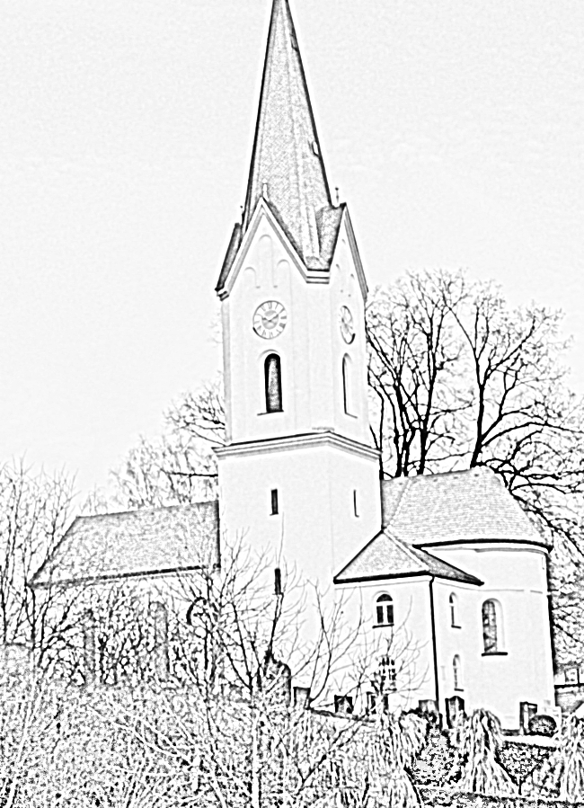 Kirche Margarethenried