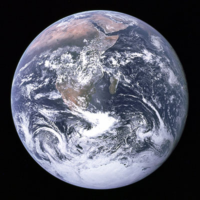 Planet Erde Apollo 13