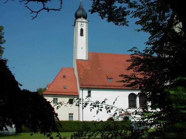 Kirche Altenhohenau