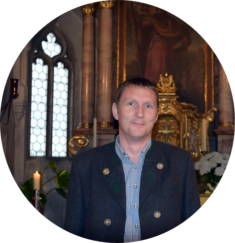 Kirchenverwaltung Matthias Breith