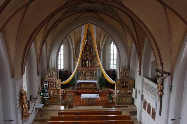Altäre Pfarrkirche