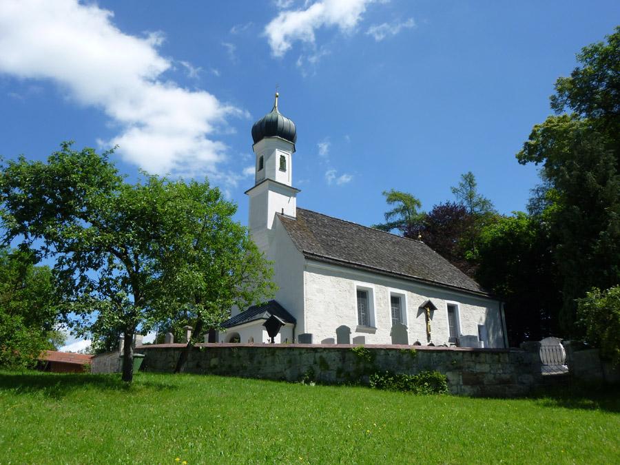 St. Martin, Oberelkofen