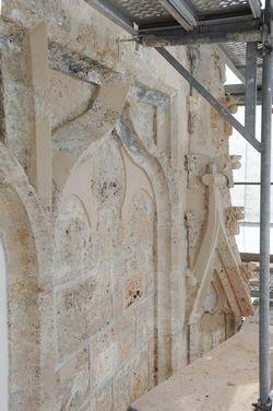 Fassadenrestaurierung St. Jakob Wasserburg