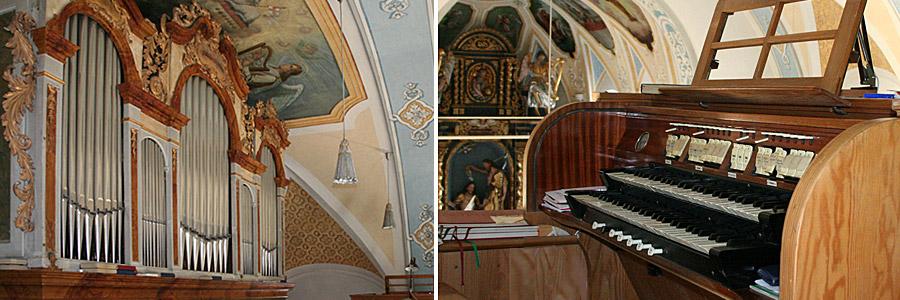 Orgel Straußdorf