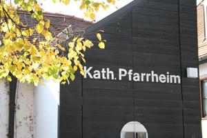 (Bild) Pfarrheim