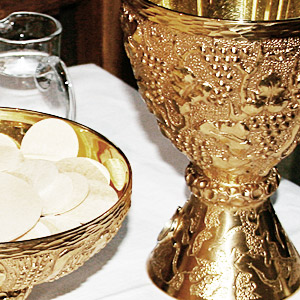 (Bild) Eucharistie