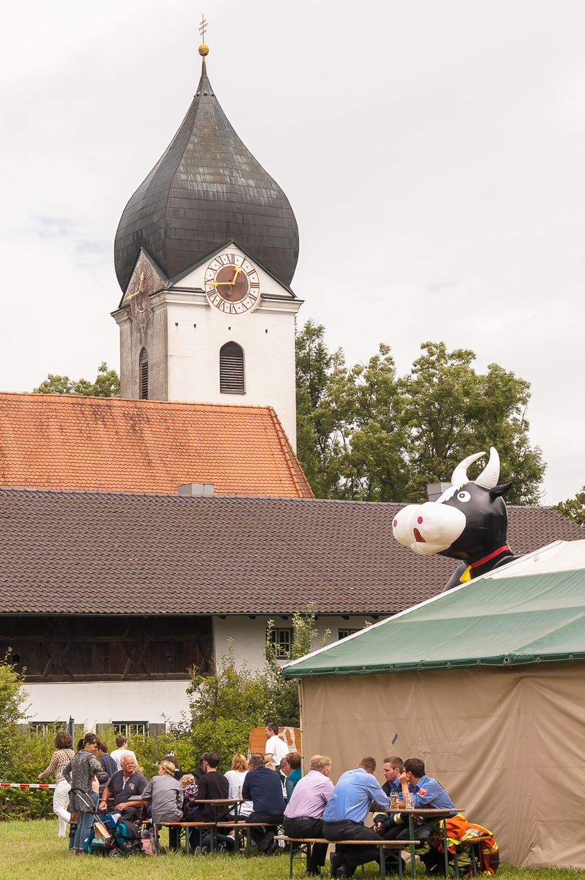 Pfarrverbandsfest am 17.07.2016 in Ramerberg