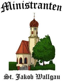 Neues Logo der Wallgauer Ministranten