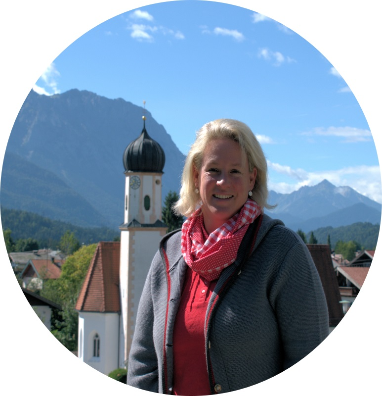 Pfarrsekretärin Sylvia Achner