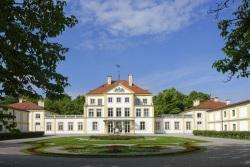 Schloss Fürstenried Frontansicht
