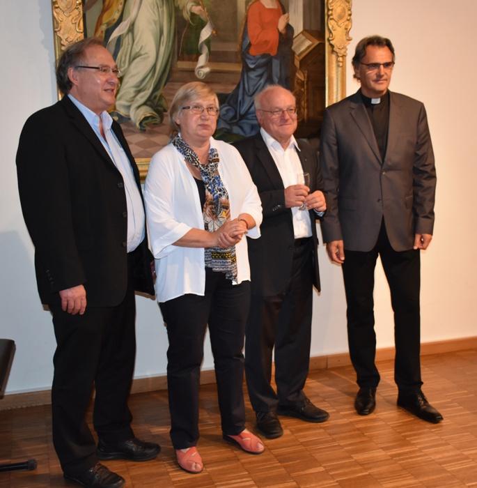 70. Geburtstag Diakon Lenz