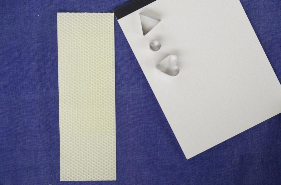Material zum Schutzengelbasteln