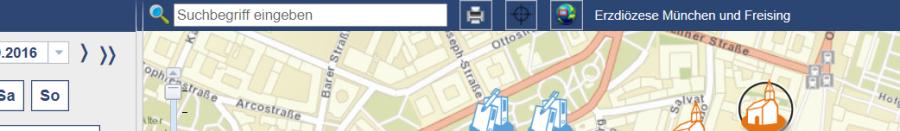 GoDi Map