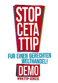 Stopp CETA und TTIP
