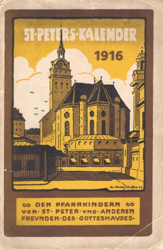 Abb. 11 St-Peters-Kalender Titel 001