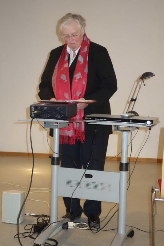 Sabine Gehrling berichtet über anbaham